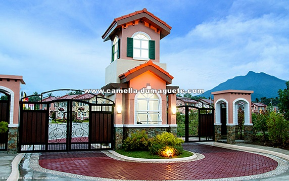 Camella Dumaguete Amenities - House for Sale in Dumaguete Philippines