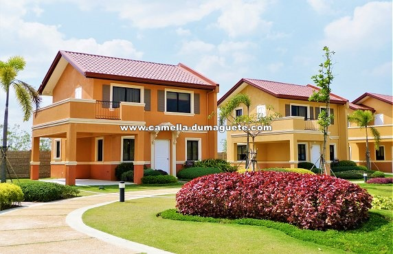 Camella Dumaguete House and Lot for Sale in Dumaguete Philippines