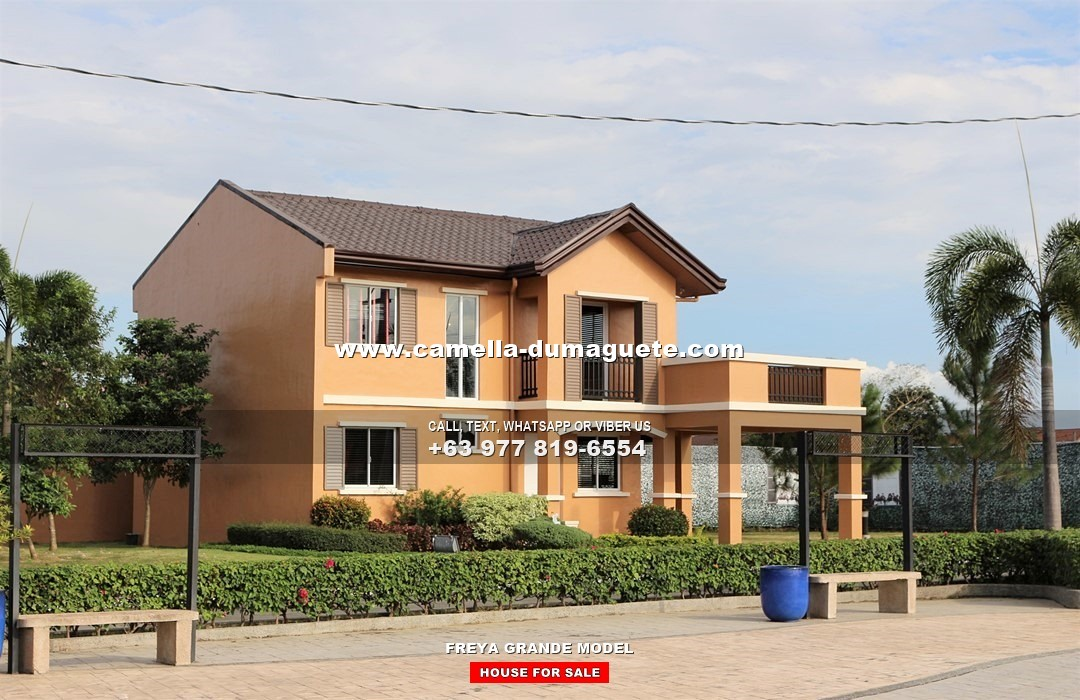 Freya House for Sale in Dumaguete