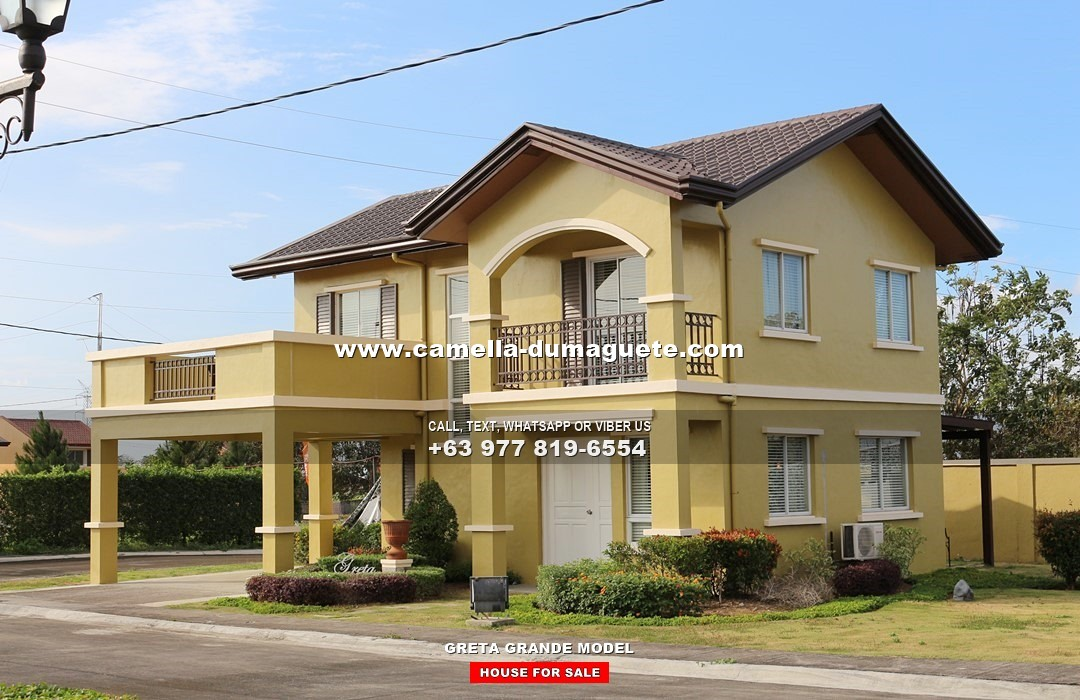 Greta House for Sale in Dumaguete