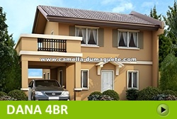 Dana House and Lot for Sale in Dumaguete Philippines