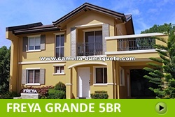 Freya House and Lot for Sale in Dumaguete Philippines